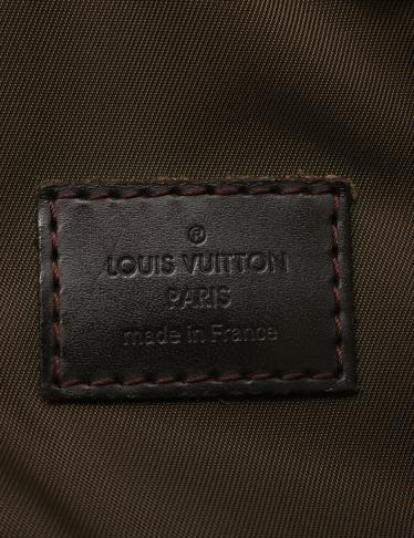 LOUIS VUITTON (ルイヴィトン) シタダン ショルダーバッグ ダミエ ジェアン 黒