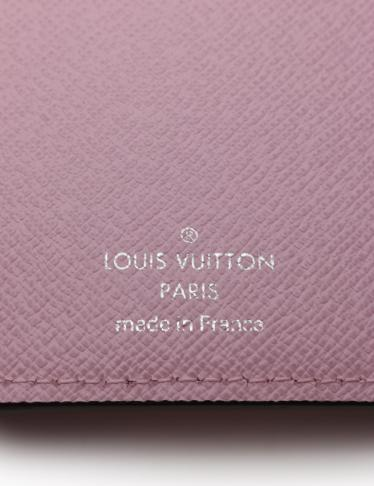 LOUIS VUITTON (ルイヴィトン) ポルトフォイユ ヴィクトリーヌ 財布 エピ トロピカル  ピンク