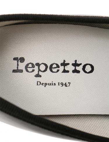 Repetto (レペット)  パンプス エナメルレザー 黒