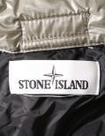 Stone Island・アウター・ 中綿ブルゾン ナイロン カーキ