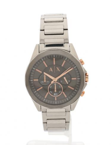 huge selection of ac811 76666 ARMANI EXCHANGE(アルマーニエクスチェンジ)腕時計 メンズ クオーツ SS シルバー|中古ブランド通販のRECLO