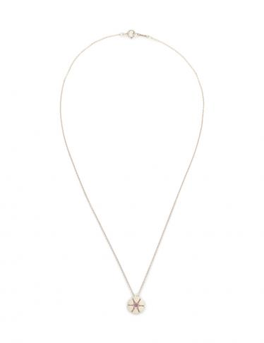 finest selection c75b9 9a7ee TIFFANY & Co.(ティファニー) ネックレス SV925 サファイア シルバー フラワー|中古ブランド通販のRECLO