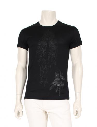 pretty nice 6f678 46b9f Dior HOMME(ディオールオム)Tシャツ カットソー コットン 黒 中古ブランド通販のRECLO