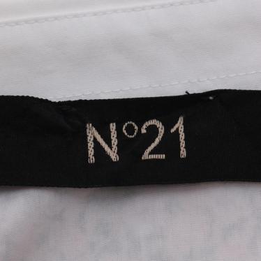 N°21・トップス・ シャツ 花柄 ピンク 白 マルチカラー