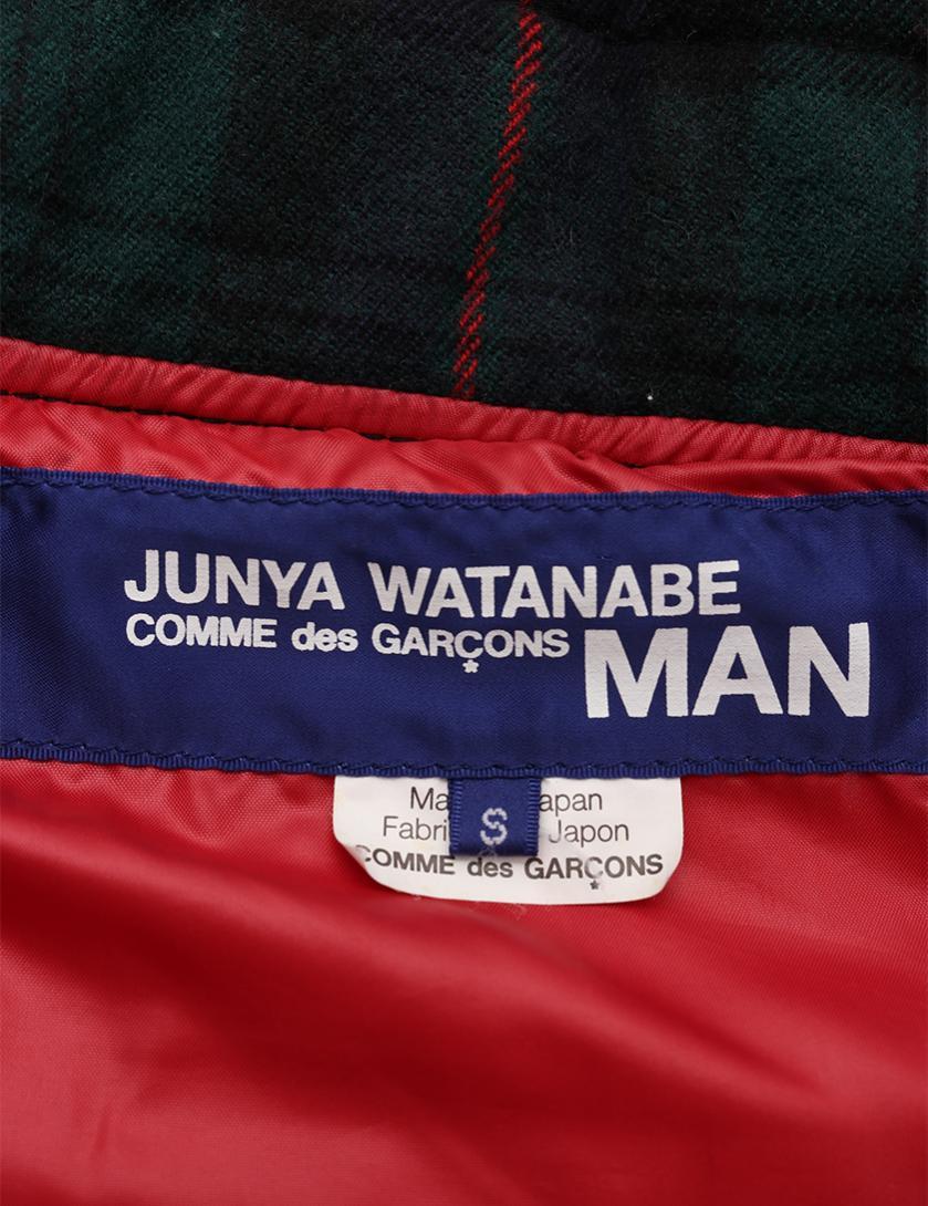 JUNYA WATANABE COMME des GARCONS MAN・アウター・ ダウンコート 黒