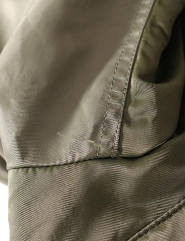 eYe COMME des GARCONS JUNYA WATANABE MAN・アウター・解体再構築ミリタリーMA-1 コート カーキ 2016AW