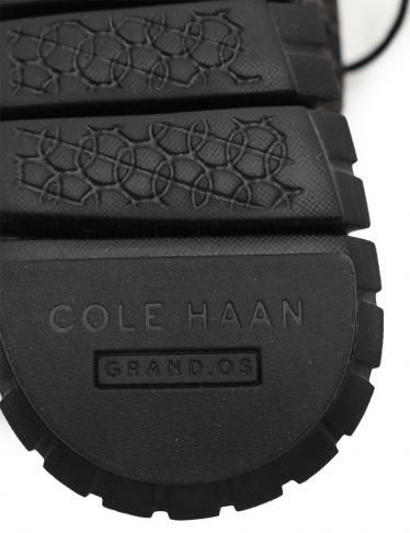 Cole Haan・シューズ・ゼログランド ウィング オックスフォード カジュアルシューズ レザー 黒 マルチカラー