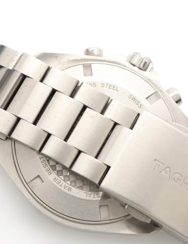 TAG HEUER・時計・FORMULA1 フォーミュラ1 腕時計 メンズ クオーツ SS シルバー クロノグラフ ネイビー文字盤