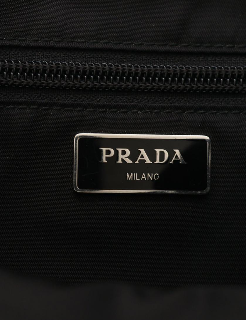 PRADA・バッグ・リュック バックパック ナイロン 黒