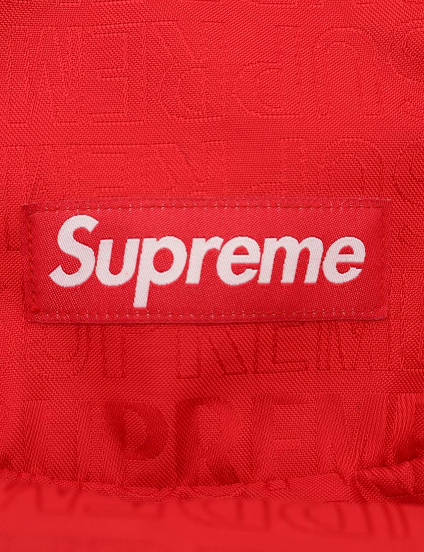 Supreme・バッグ・Backpack バックパック コーデュラ 赤 2019SS