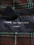 COMME des GARCONS HOMME・アウター・ ダッフルコート 緑