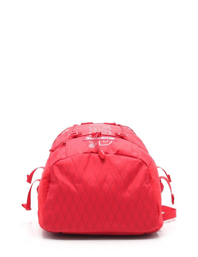 Supreme・バッグ・Backpack バックパック ナイロン 赤 18AW