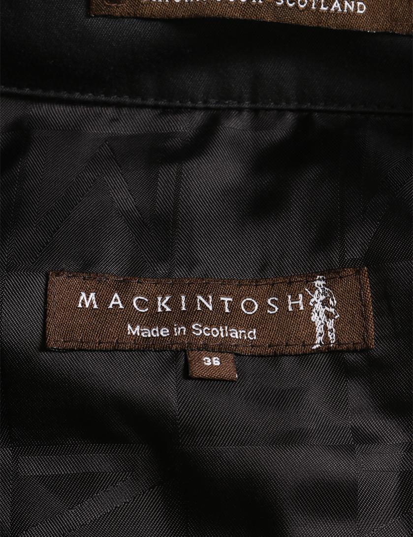 MACKINTOSH・アウター・ コート 黒