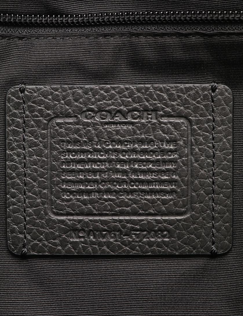 COACH・バッグ・ハミルトン リュック バックパック レザー 黒