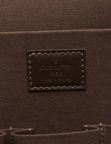 LOUIS VUITTON・バッグ・ポルト オルディナトゥール オデッサ タイガ ブリーフケース パソコンケース ビジネスバッグ レザー グリズリ 2WAY