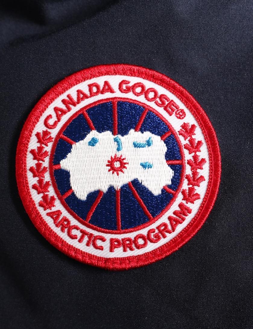 CANADA GOOSE・アウター・ラッセルパーカー ダウンジャケット ネイビー