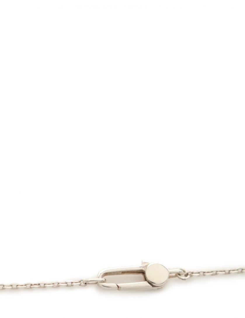 GUCCI・アクセサリー・ロゴプレート ネックレス SV925 シルバー