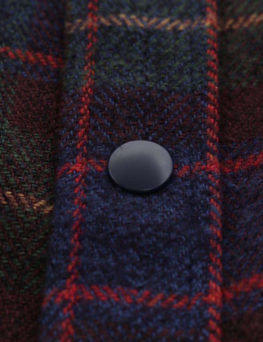 Vivienne Westwood MAN・アウター・PIERPOINT BLOUSON ブルゾン タータンチェック 緑 マルチカラー
