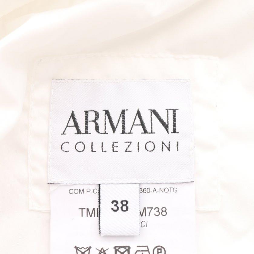 Armani Collezioni・アウター・ ジャケット 白