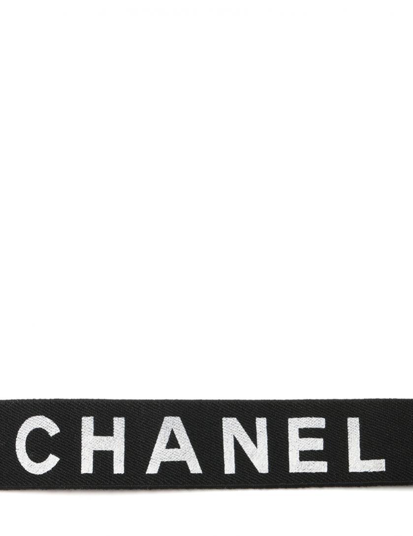 ff64d917a53d CHANEL(シャネル)サスペンダー ロゴ入り|中古ブランド通販のRECLO