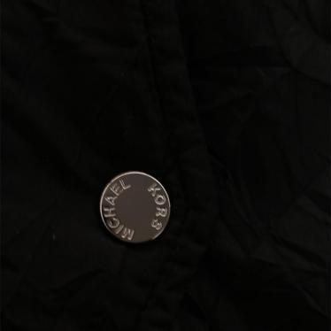 MICHAEL MICHAEL KORS・アウター・ ブルゾン フェイクファー 黒 中綿