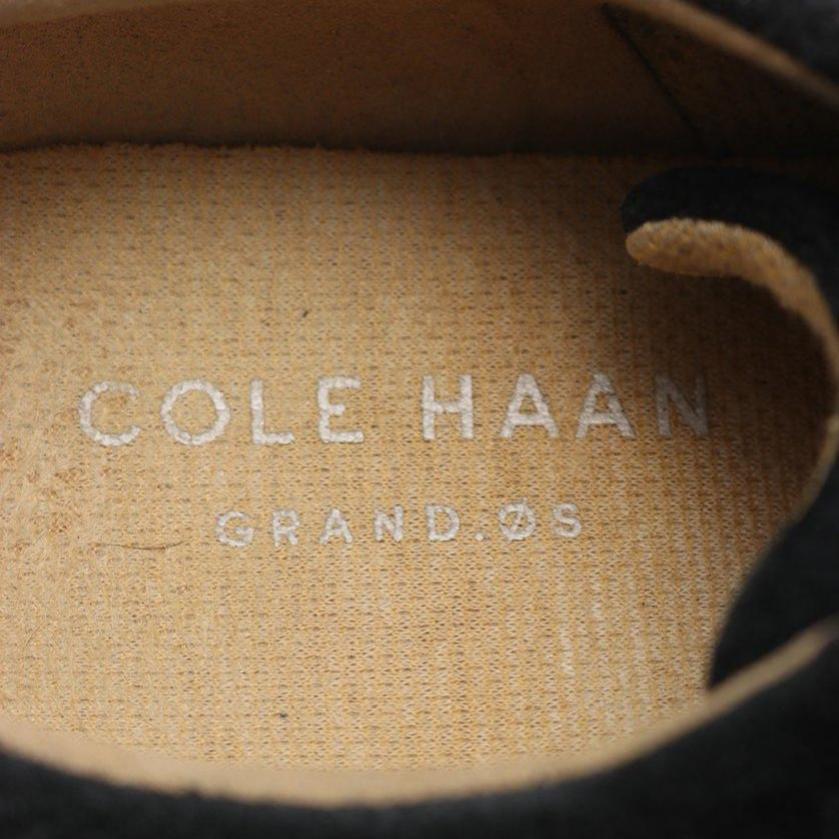 Cole Haan・シューズ・ スニーカー スエード 黒
