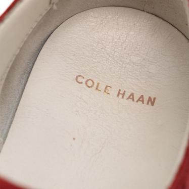 Cole Haan・シューズ・LUNARGRAND WING ルナグランド カジュアルシューズ レースアップシューズ ヌバック ボルドー ウイングチップ