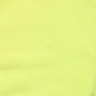 BALENCIAGA・トップス・BBロゴ プルオーバーパーカー コットン 黄色 2019AW オーバーサイズ