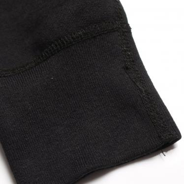 Supreme・トップス・Studded Leather Script Hooded Sweatshirt スクリプトロゴ プルオーバーパーカー 黒 白 16SS