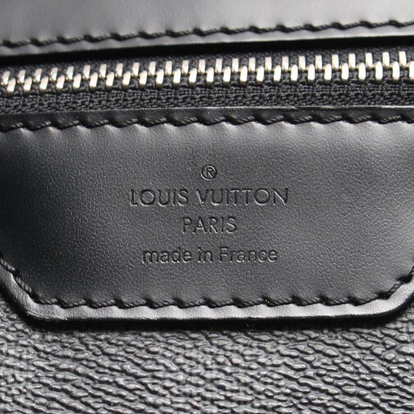 LOUIS VUITTON・バッグ・ミックMM ダミエグラフィット ショルダーバッグ PVC レザー 黒