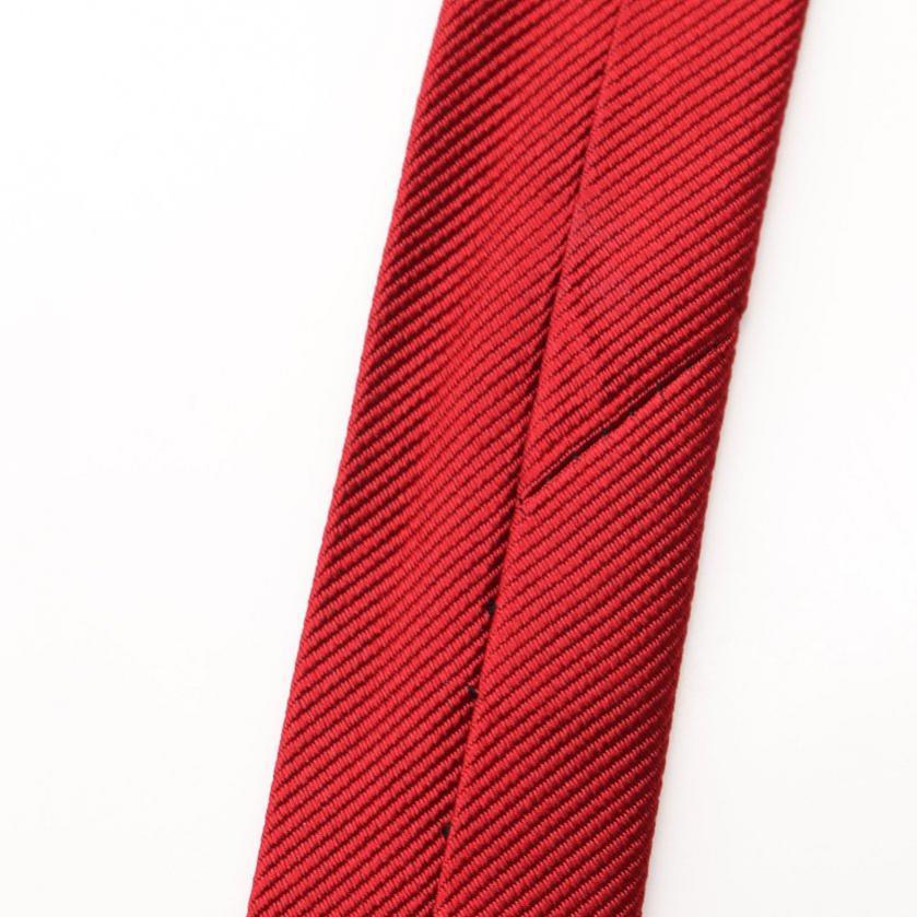 BLACK LABEL CRESTBRIDGE・財布・小物・ ネクタイ グレンチェック シルク ネイビー 黒 赤