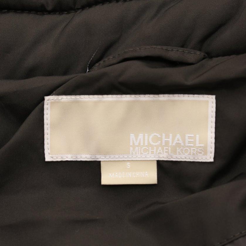 MICHAEL MICHAEL KORS・アウター・ ダウンコート オリーブグリーン