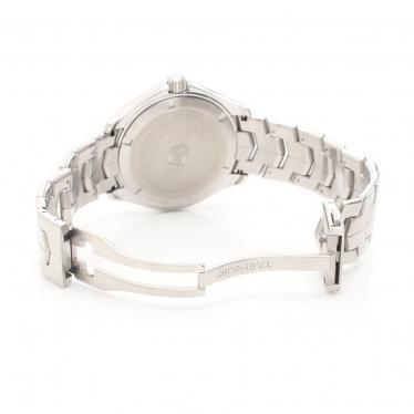 TAG HEUER・時計・LINK リンク 腕時計 メンズ クオーツ SS シルバー 白文字盤