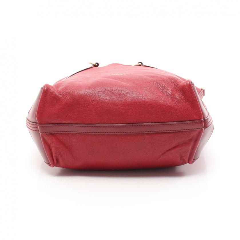 BALLY・バッグ・ ワンショルダーバッグ レザー 赤