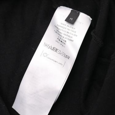 Stella McCartney・トップス・ノースマイル ノーサービス Tシャツ カットソー 黒 白 オレンジ