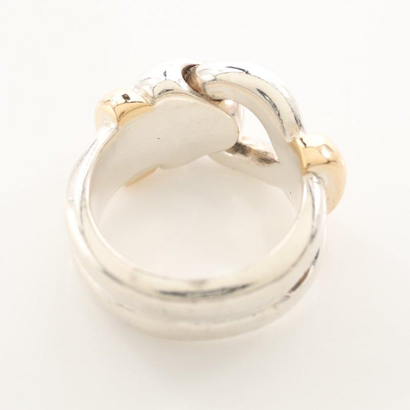 TIFFANY & Co.・アクセサリー・リング 指輪 SV925 シルバー ゴールド