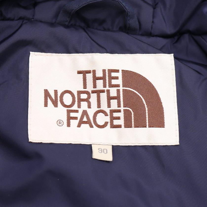 THE NORTH FACE・アウター・WHITE LABEL W 'S MERIDEN DOWN JACKET ダウンジャケット ネイビー