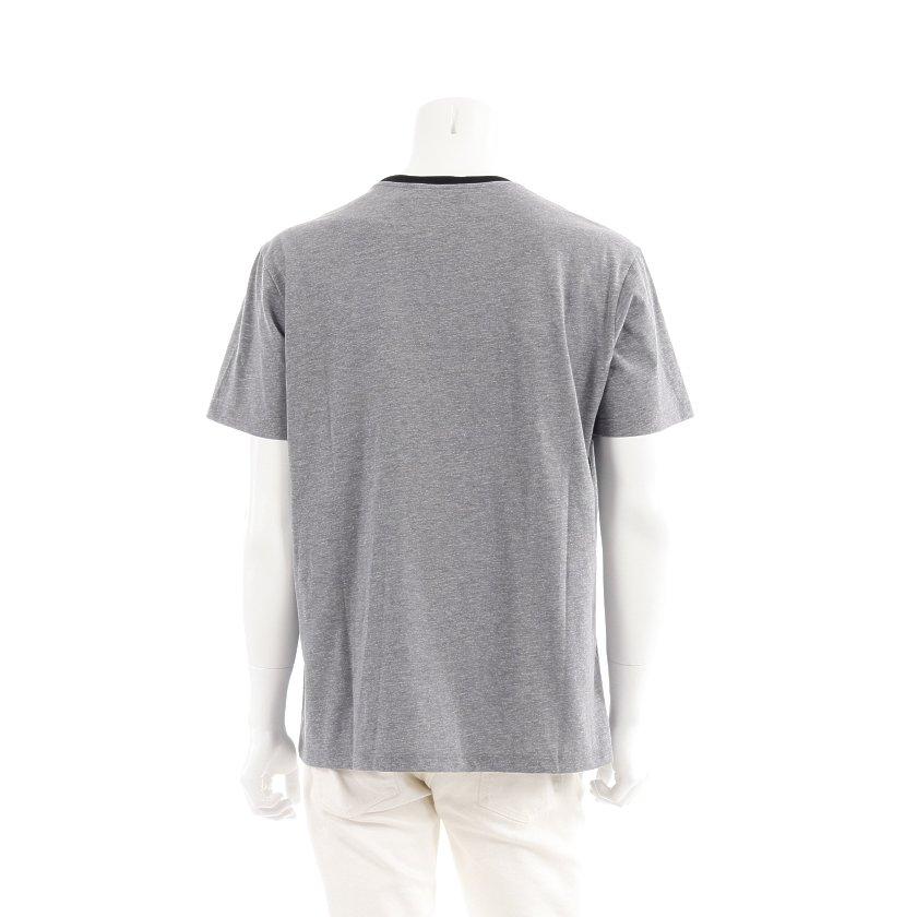 N°21・トップス・Tシャツ カットソー グレー 黒 PROMISE