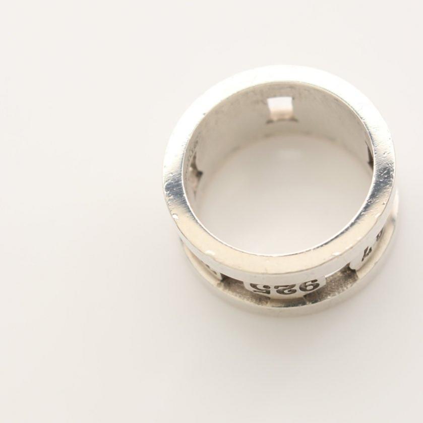 TIFFANY & Co.・アクセサリー・1837 エレメント リング 指輪 SV925 シルバー