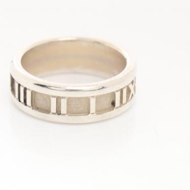 TIFFANY & Co.・アクセサリー・アトラス リング 指輪 SV925 シルバー