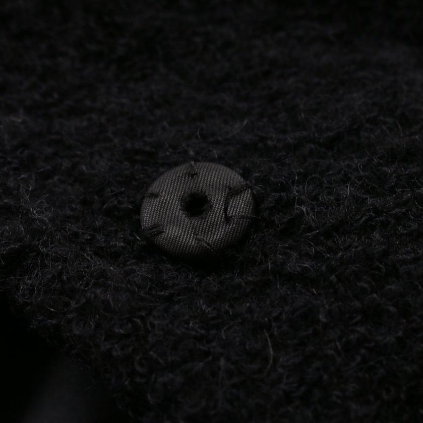 PRADA・アウター・ コート ウール 黒