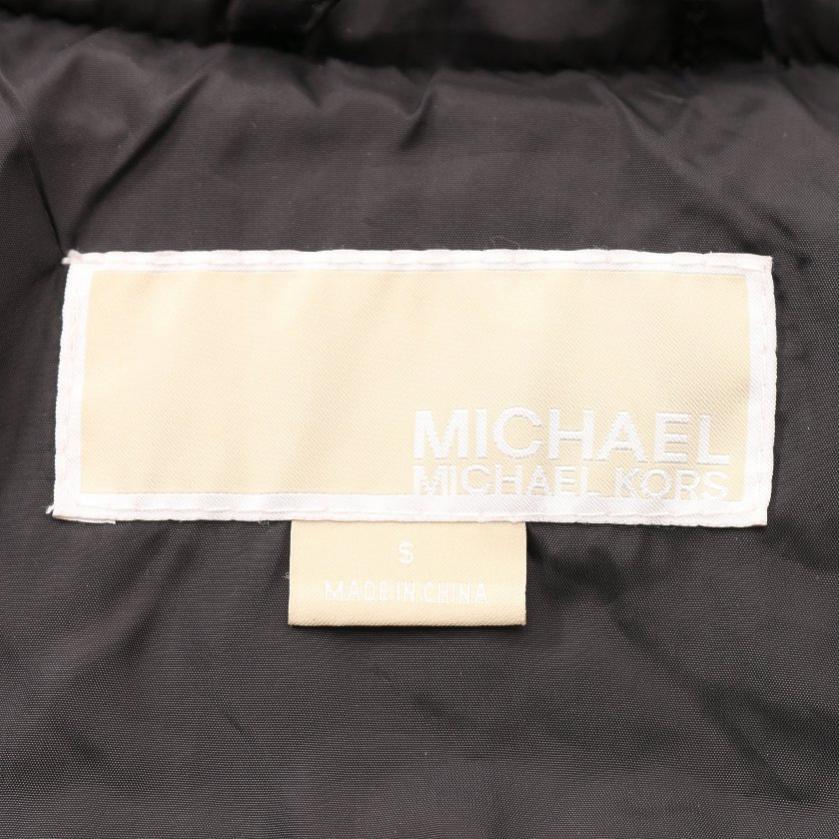 MICHAEL MICHAEL KORS・アウター・ ダウンコート 黒 キルティング