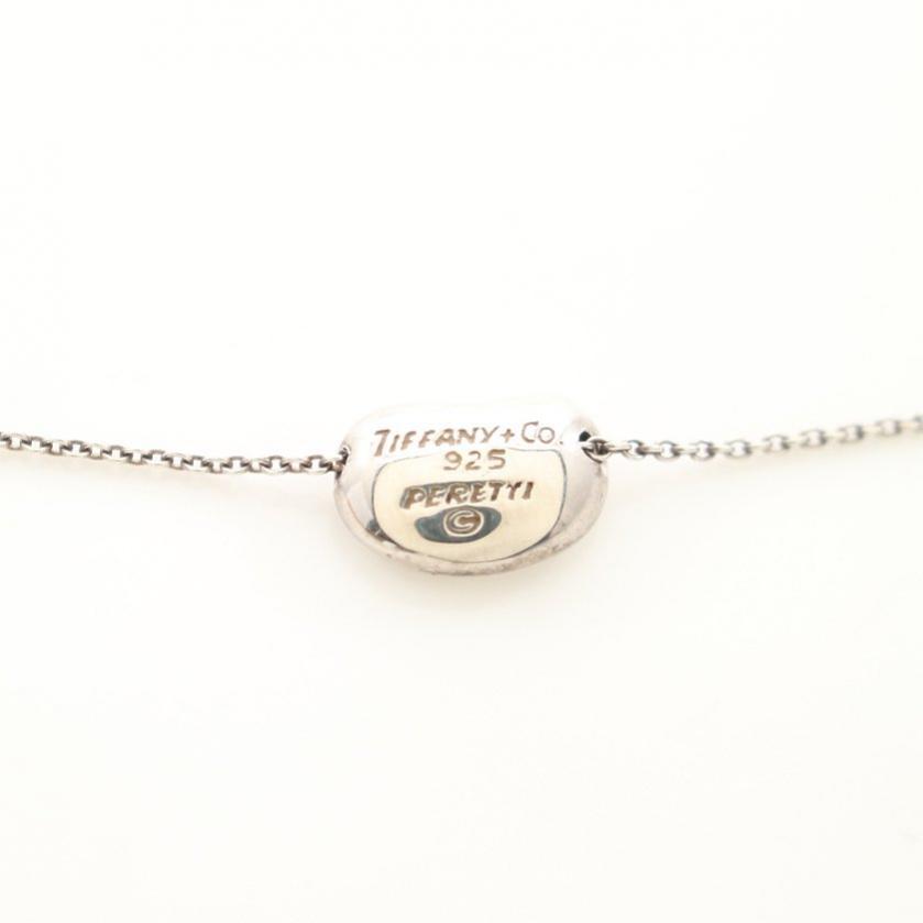 TIFFANY & Co.・アクセサリー・エルサペレッティ ビーン デザイン ペンダント ネックレス SV925 シルバー