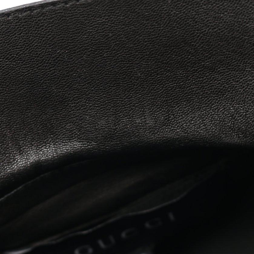 GUCCI・アウター・ コート レザー 黒