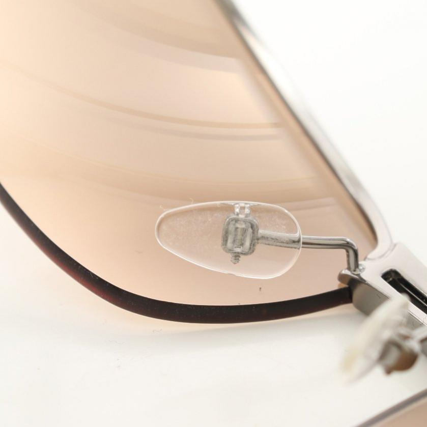 Christian Dior・財布・小物・ADIORABLE サングラス シルバー グラデーションレンズ