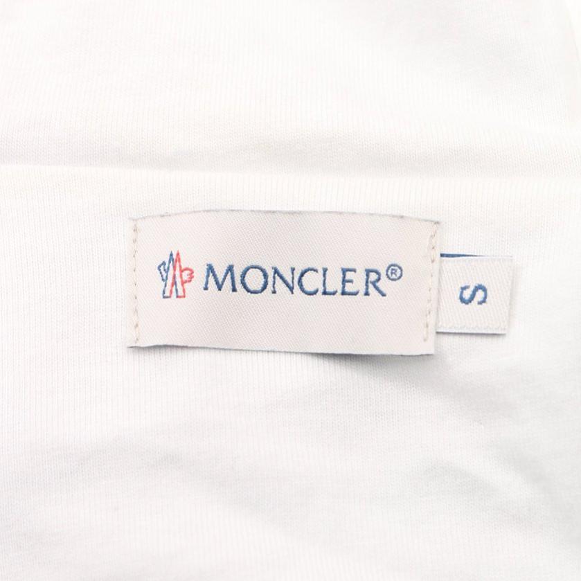 MONCLER・アウター・ ジャケット タイガーカモ 迷彩 ナイロン 青 マルチカラー フード付き