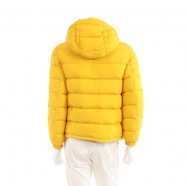 MONCLER・アウター・BRIQUE ブリク ダウンジャケット 黄色