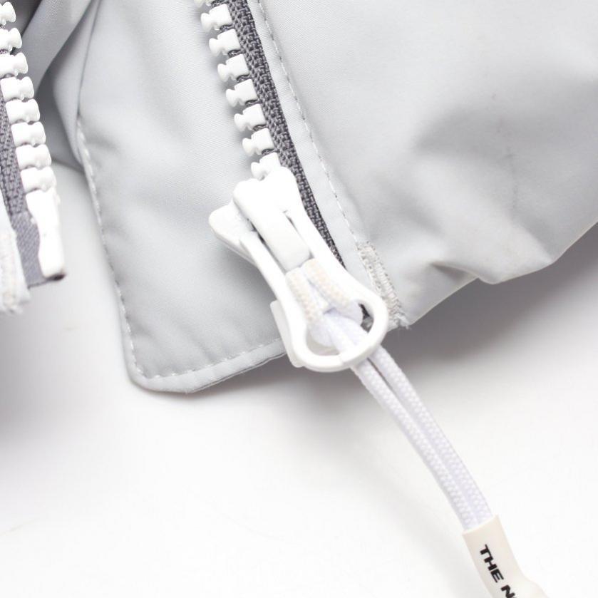 THE NORTH FACE・アウター・WHITE LABEL ALCAN T-BALL JACKET ジャケット ライトグレー 黒 韓国限定
