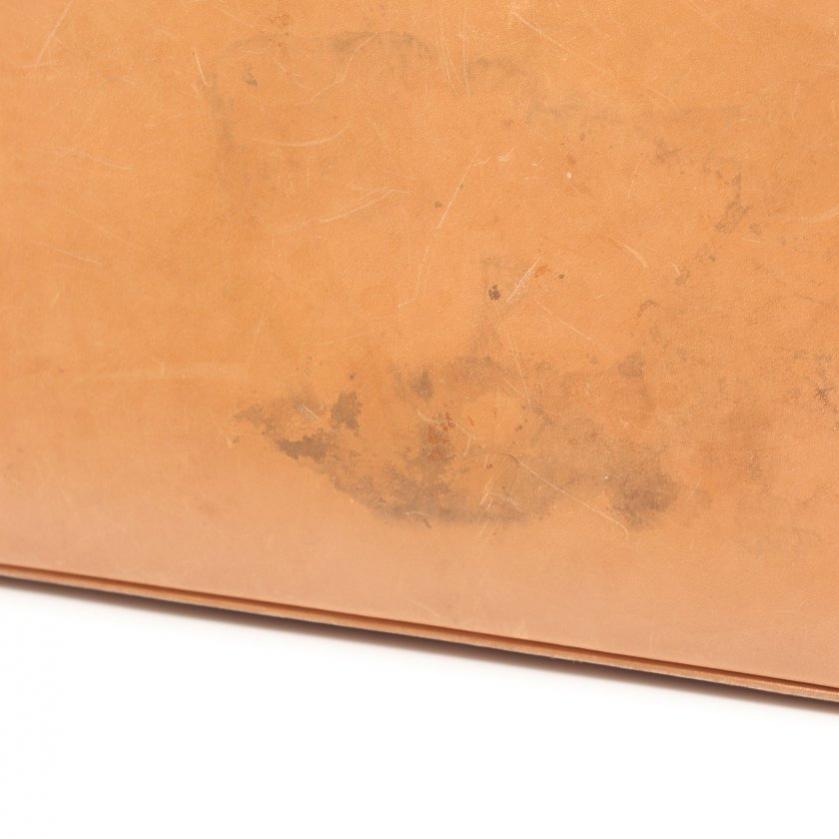 LOUIS VUITTON・バッグ・アルマPM モノグラム ハンドバッグ PVC レザー 茶色