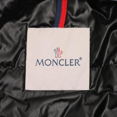 MONCLER・アウター・HUBERT ヒューバート ダウンジャケット ネイビー 赤 白